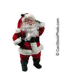 Santa Modeling