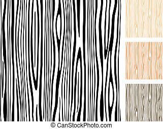Editable wood pattern.