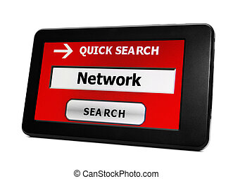 Search for network