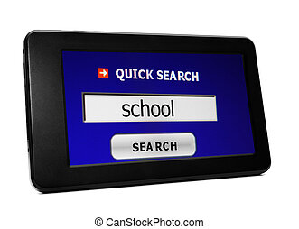 Search for school
