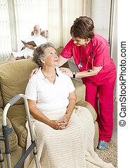 Senior Care in Nursing Home