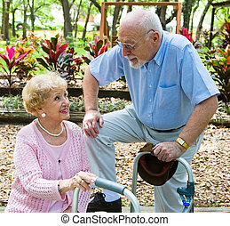 Senior Love Connection
