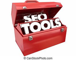 SEO Tools Search Engine Optimimization Website Ranking Traffic