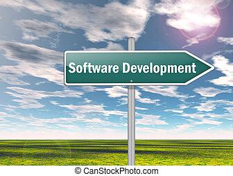 Signpost Software Development