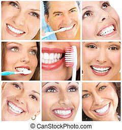 Smiles ans teeth