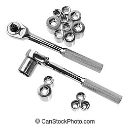 Socket Spanner Wrenches
