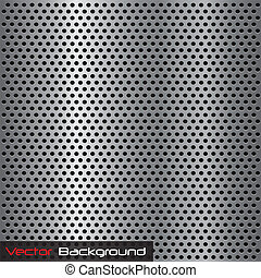 Image of a silver gray metal background texture.