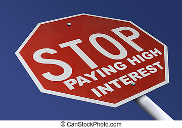 Stop High Interest