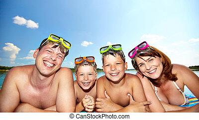 Summer recreation