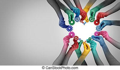 Team Partnership Unity