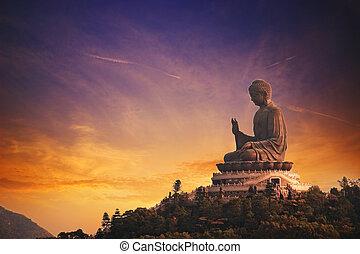 Tian Tan Buddha (Hong Kong, Lantau Island)