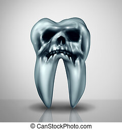Tooth Decay Disease Danger