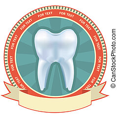 Tooth label set.