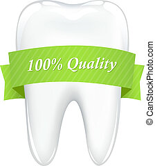 Tooth With Tape