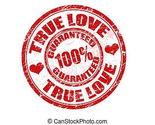 True love stamp