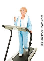 Tunes on the Treadmill
