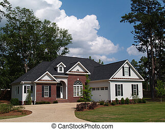 Two Story Residential Home
