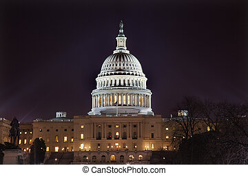 US Capital Congress House Washington DC