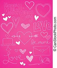 Valentines Day Sketches