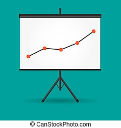 Business Growing Chart Presentation