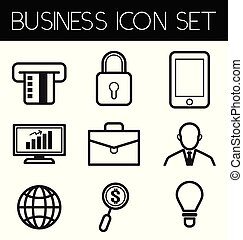 business line icon