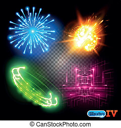 Vector Special Effects Set 4