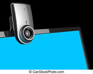 Video call equipment (Hi-Res)