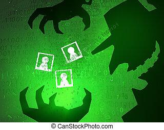 Virtual Identity Thief