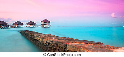 Water Villas - Bungalows