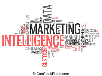 Word Cloud Marketing Intelligence