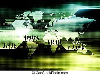Worldwide E-business
