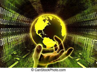 Worldwide information