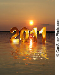 Year 2011 Sunset