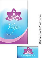 Yoga background