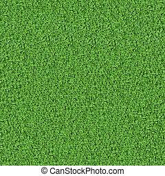 Young Green Grass. Seamless Tileable Texture.